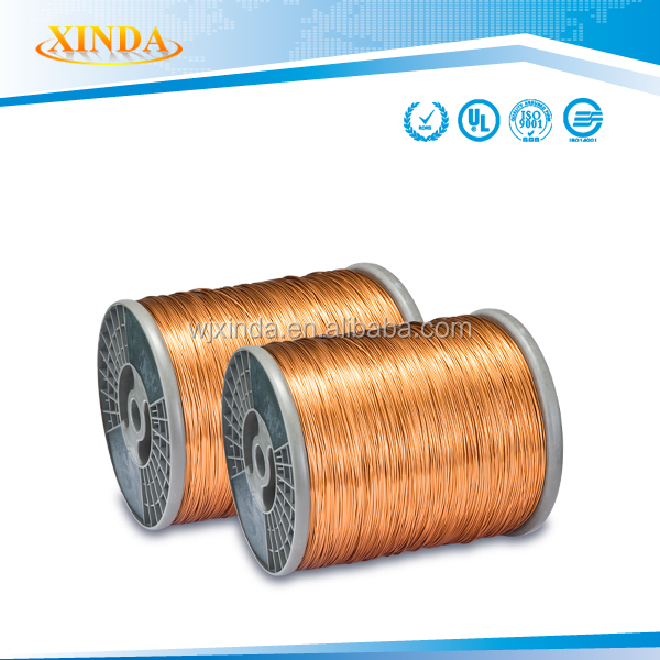Shock Resistance Double Enamel Coated Aluminum Wire