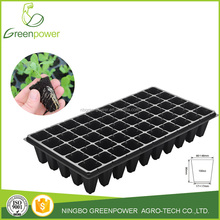 best sell black hips plastic seed trays