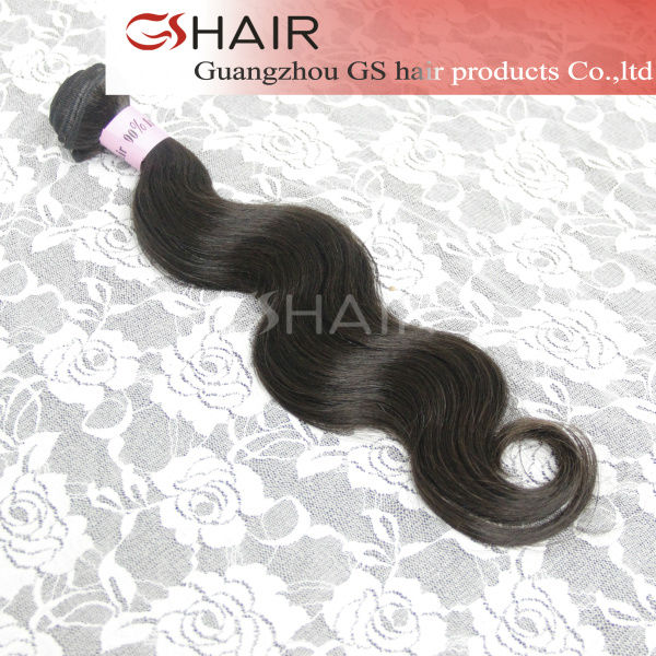 Premium quality natural color human indian hair company