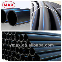 Irrigation solid PE100 2.5 inch HDPE Black Pipe