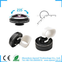 Plastic mini camera lens for samsung galaxy s4 made in China