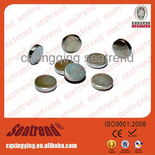 Custom shapes and grade rubber coated neodymium magnets