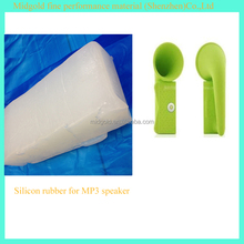 Price of silicon rubber for MP3 speaker