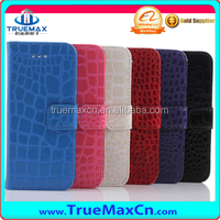 New Wallet Card Holder PU Leather Flip Case Cover For iPhone 6, 6 Colors