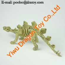 big PVC dinosaur animal skeleton for sale