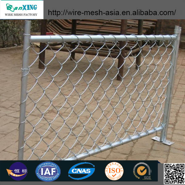 wholesale rhombic &diamond shape bird cage chain link fence