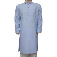 Mens high quality plain shalwar kameez - Unique Button style mens fancy dress shalwar kameez