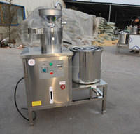 electric heating soya milk grinder and boiling machine +86 18939580276