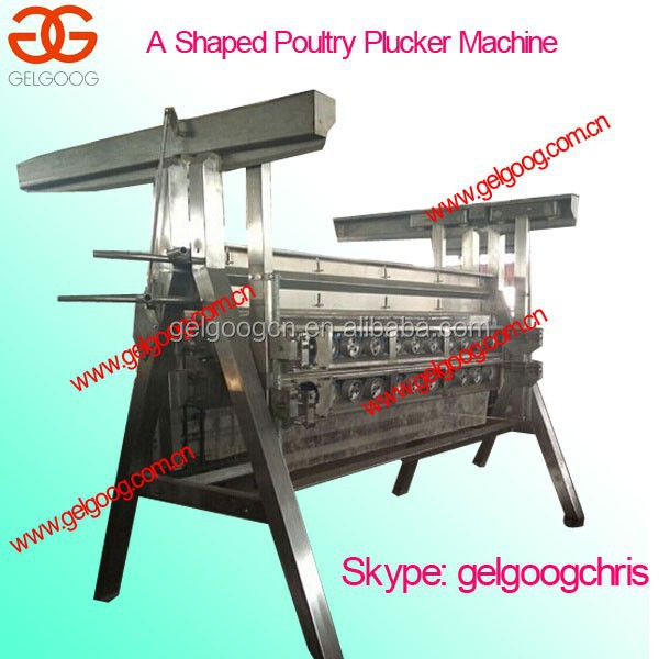 Dehairing Machine for Poultry Goose Duck Bird Chicken Slaughter House
