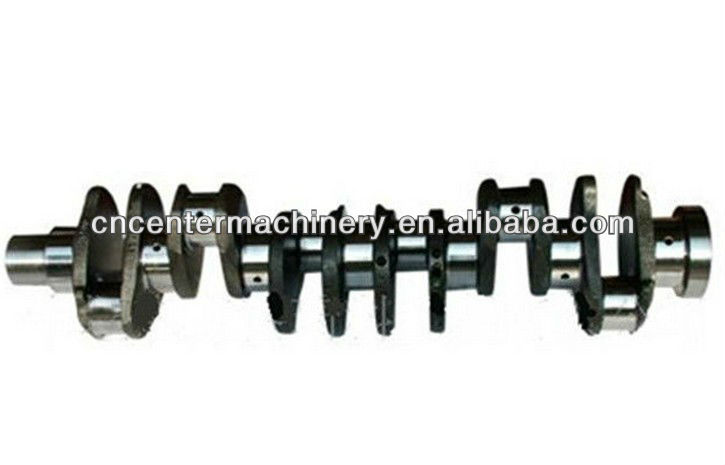 6 Cylinder ISDe Engine Crankshaft Cummins 4934862