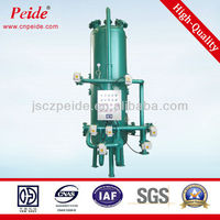 Automatic filter deaerator equipment