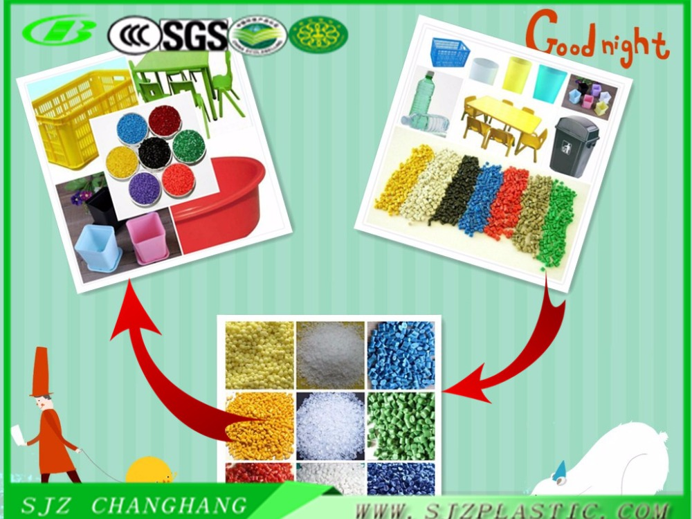 30% glass fiber of polypropylene plastic granules for chair base