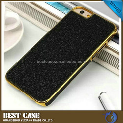 High quality bling bling design back cover for iphone 5 5s pc phone case