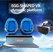 Google Virtual 9D Egg Cinema VR Cinema System 9D Cinema equipment Electronic System In Multi-seats