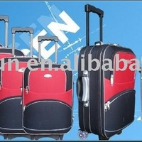 Wheel Luggage Trolley Bag Travel Case