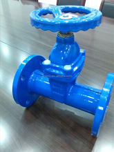 F5 ductile iron resilient seated gate valve GGG40/50 epdm sealing pn16 2''/4''/6''/12'' with favorable price