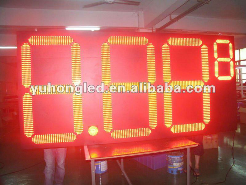 "48"" 8.889 big size Redoutdoor advertising led display screen prices"
