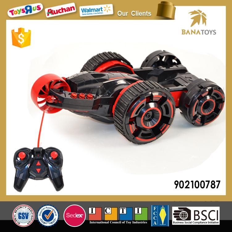 Latest launch 5 rounds rc stunt car