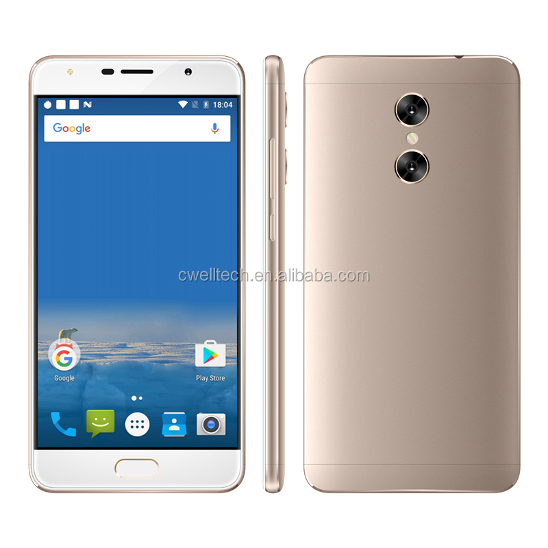 Alps F620 5.5 Inch FHD Screen Octa Core Android 7.0 Nougat Triple Camera 4g lte cell phone