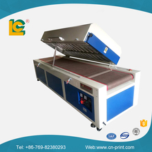 ir hot drying textile tags label printing /textile tags label drying machine/drying machine