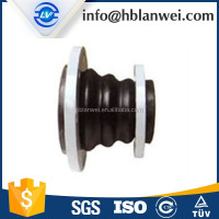 DIN Standard PN16 Rubber Bridge Expansion Joints