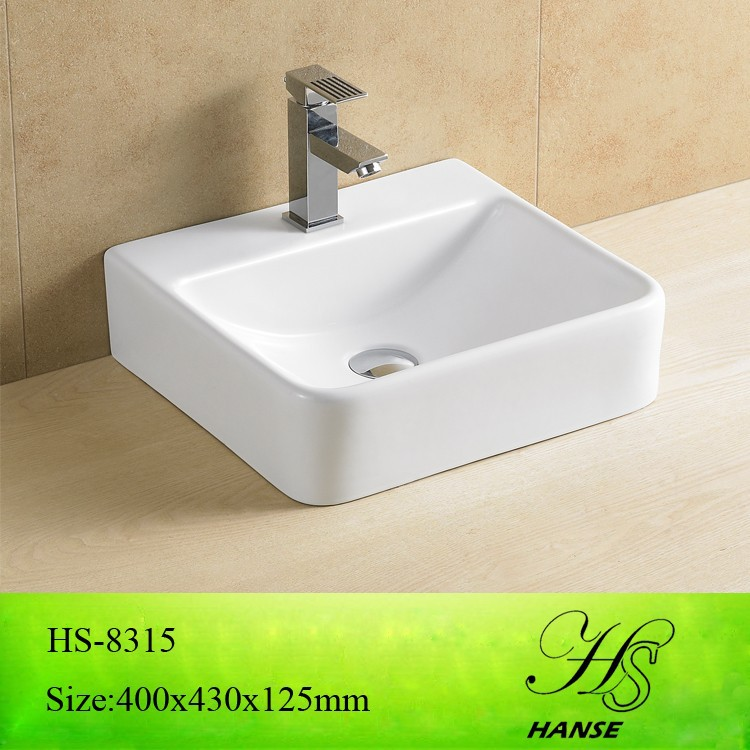 HS-5028 above counter cabinet sink/ cabinet the bathroom sinks/ flat bathroom sinks