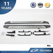 Aluminum alloy Running board For Mazda CX5 CX-5 2012+ running board side step bar Auto accessories from pouvenda