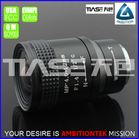 "3 megapixel 4-12mm F1.4 for 1/2"" match IR led light for Villa/Community Monitoring even License plate monitor Recognition lens"