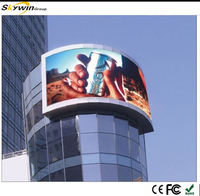 High brightness outdoor P8 P10 P16 china xxx video outdoor led display for stage