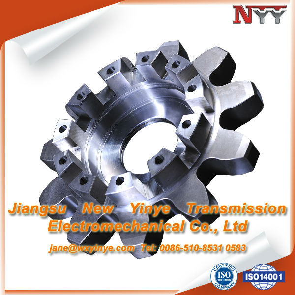 coal mining travelling mechanism drive spur gear