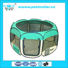 2016 Folding Durable Pet Tent/dog pen/Dog Cage with Strong Steel Frame