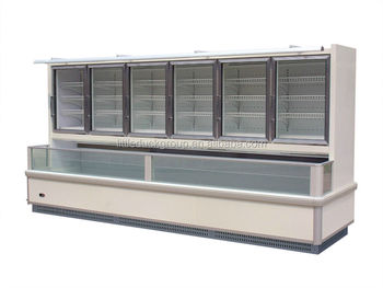 refrigerated showcase/ice cream freezer/display freezer