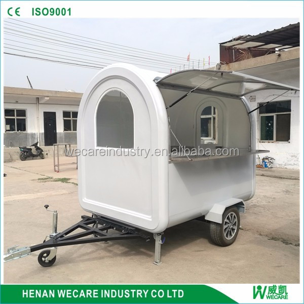 New Condition High Quality food vending trailer cars for sale