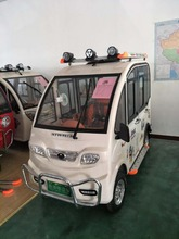 Simple mini-electric electric four-wheeler Electric vehicle