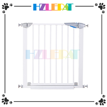 Auto close metal pet baby safety gate for Protection