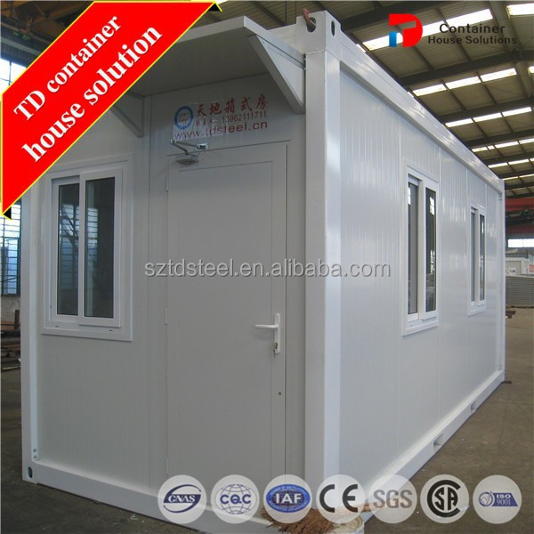 Container modular housing in china