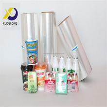 High Performance 15 19 micro perforated plastic pof shrink wrap roll film for food packaging