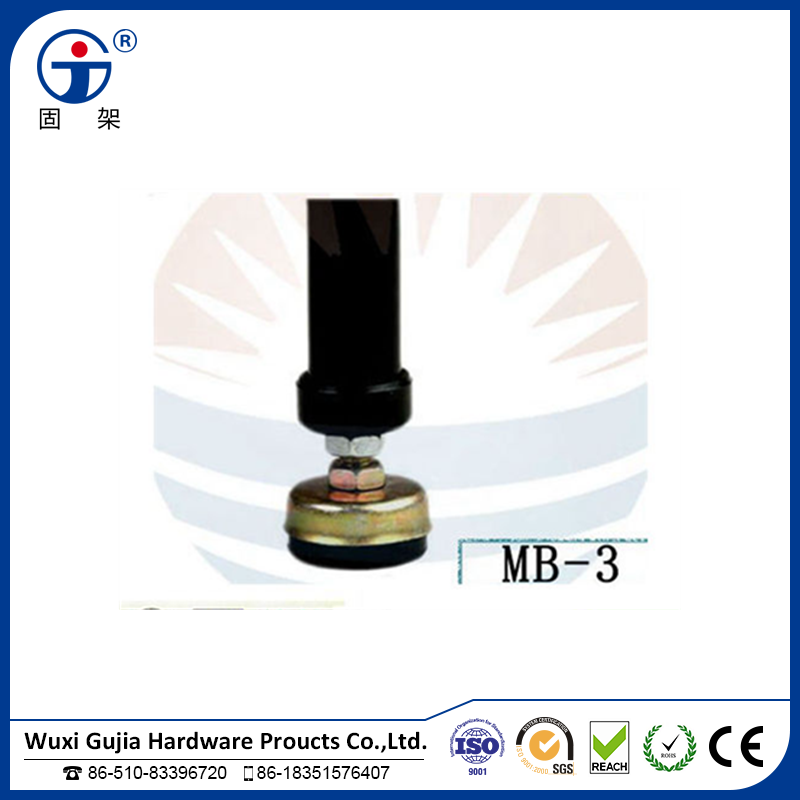Adjustable Steel Feet Stud Mount Leveling Feet used for Machine Products