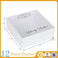 packaging clear lid view top boxes