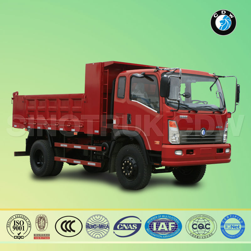 Sinotruk singles' day lowest price diesel 10ton truck for sale