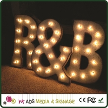 decorative plastic tree acrylic channel letters LED Module, LED Strip or LED Pixel Bulb