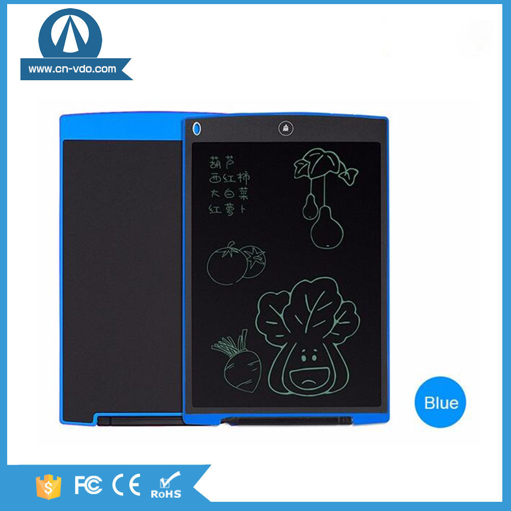 12 Inch LCD Writing Tablet Digital Drawing Tablet Handwriting Pads Portable Electronic Tablet