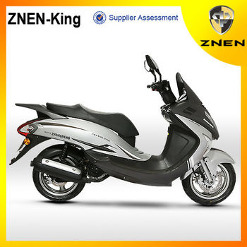 125cc/150cc patent petrol scooter -- ZNEN KING