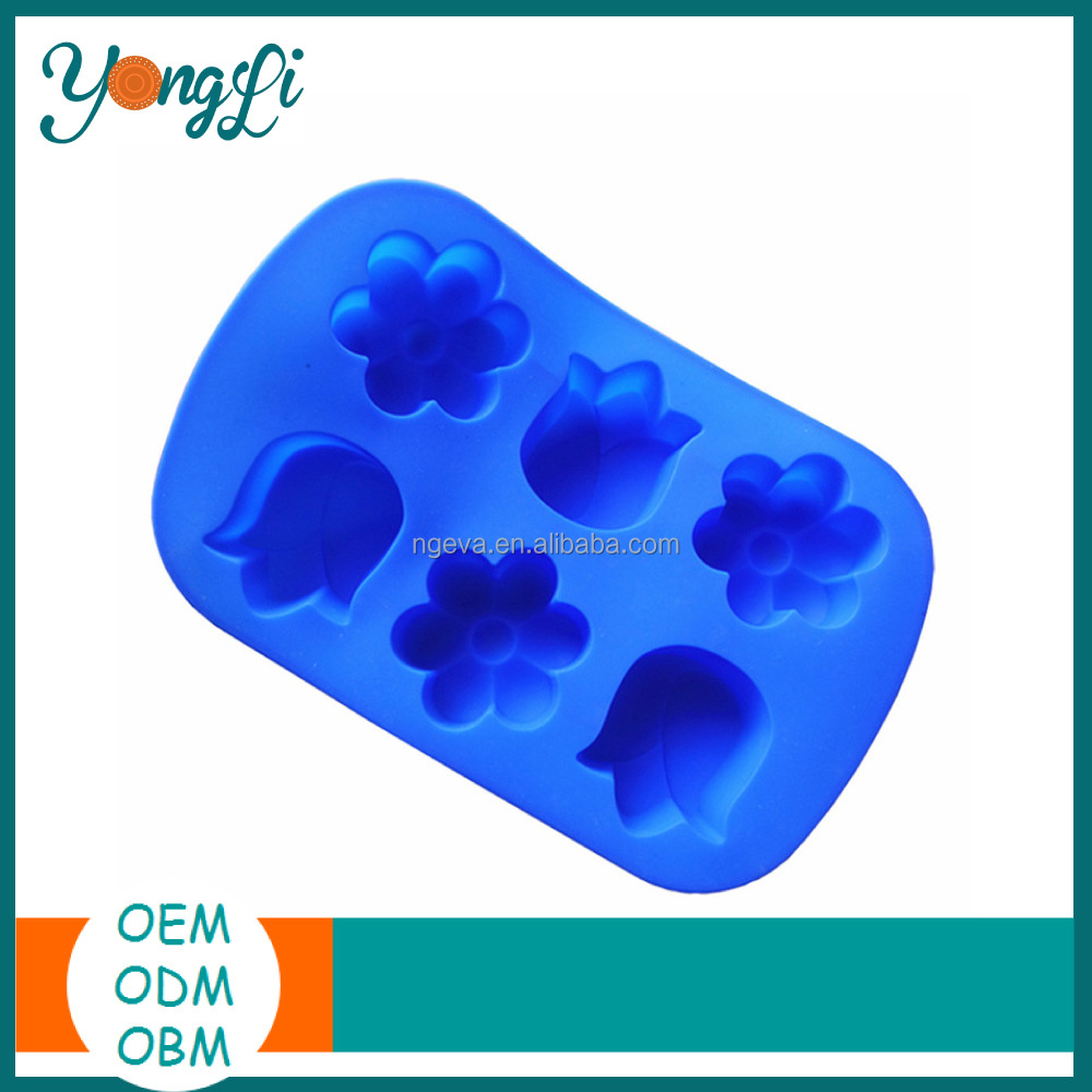 Novelty Different Shape Food Grade Custom Silicone Decorating Cheap Cake Angel Silicone Molds