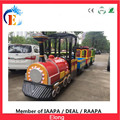 New arrival equipment amusement park kids electric train trackless train for sale