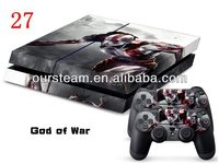 for PS4 console skin protective cover for god of war DECAL SKIN