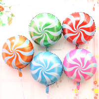 "18"" inch Lollipops Balloons BABY Shower Birthday Party Decoration Windmills balloon"