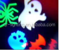 led halloween projector mini laser light ,outdoor holiday light,color change halloween light show