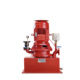 WFB fire fighting pump 12v dc high volume low pressure water pumps