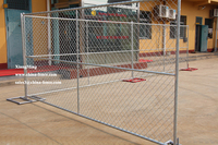 iron fence wire fence panels cyclone fencing